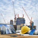 Porta loos and productivity at construction sites
