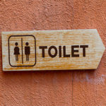 Toilet signs and graffiti to make you laugh