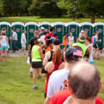 Be a good sport: a guide to porta loo etiquette